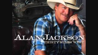 Watch Alan Jackson Her Lifes A Song video