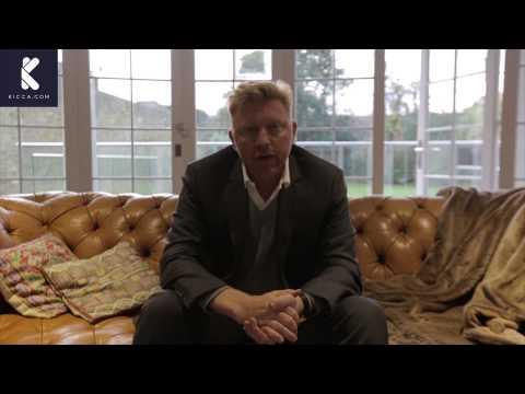 Boris Becker on coaching Novak Djokovic