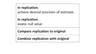 Some Bayesian approaches to replication analysis and planning