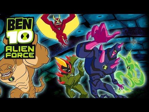 Ben 10 Alien Force: The Rise Of Hex - Part 19 video