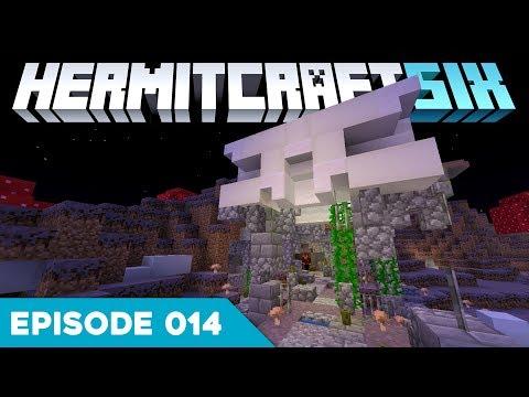 Hermitcraft VI 014 | PHANTOM DEATH RUN! | A Minecraft Let's Play