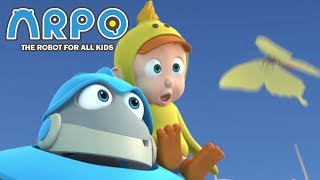 ARPO The Robot For All Kids - Ducky Day Out   Compilation   Cartoon for Kids