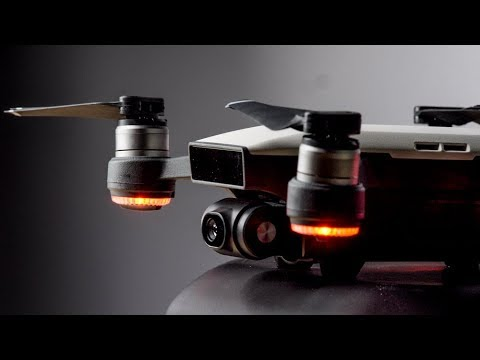 BEST SETTINGS for CINEMATIC FOOTAGE with the DJI SPARK