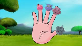 Finger Family Song with Lyrics   Nursery Rhymes by EFlashApps