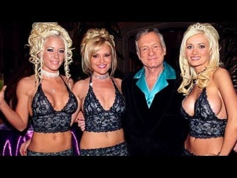 the playboy club tv show interview with hugh hefner