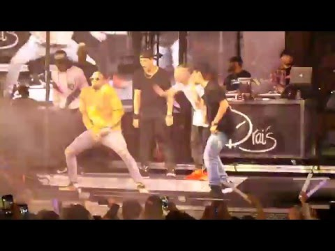 "Chris Brown's Dance Crew | ""Milly Rock"""
