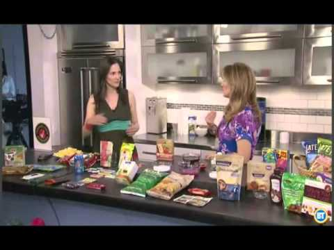 """Healthy Junk Food Swaps"" on Breakfast Television: Naturally Savvy"