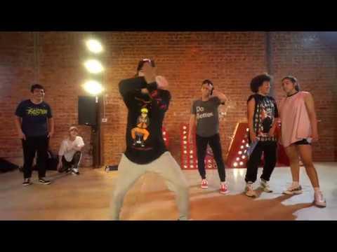 IM UPSET- Drake- Julian DeGuzman Choreography feat. Charlize