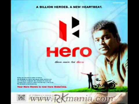 Hum Main Hai HERO feat. A R Rehman (full song)