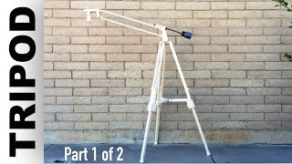 Wooden tripod (part 1 of 2)