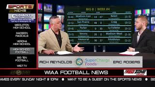 WI57   The Sports News   Supercharge! Foods WIAA Football News Week 4   09-09-18