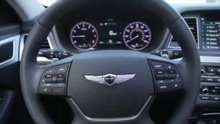 2017 Hyundai Genesis G80 Interior Design Trailer | AutoMotoTV