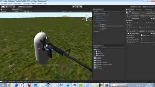 Unity 3d FPS Tutorials - HighDefinition