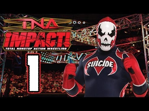 TNA Impact | Ep 1 | Introduction the Little Mac Daddy!