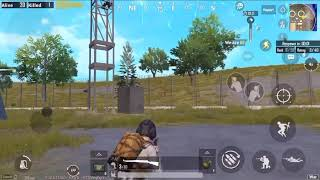 Flick shot quick shot sniping in pubg bad Internet connection😨😨😨😨