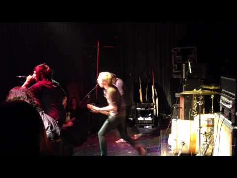 Secrets - CD Release Show Full Set [HD] (Live @ Soma Sidestage 1/17/12)