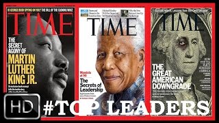 Top Greatest Leaders of All Times Leaders Who changed the World | Top 5 Battle
