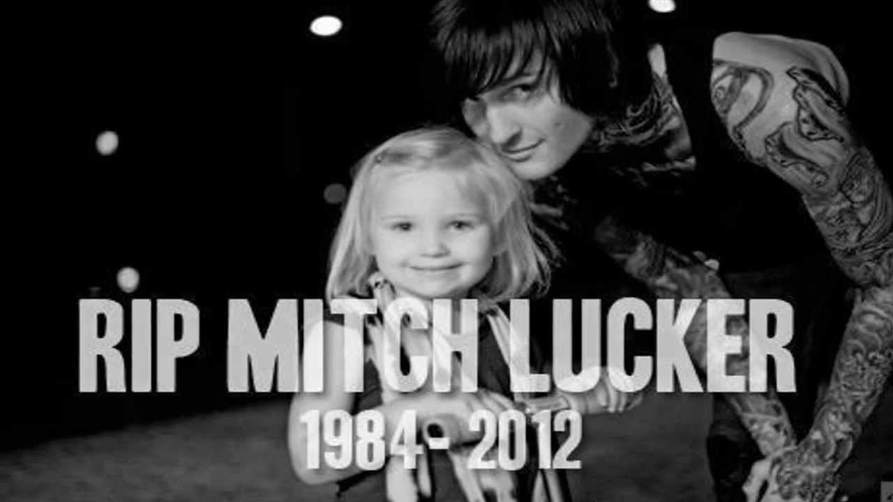 Mitch lucker daughter one direction