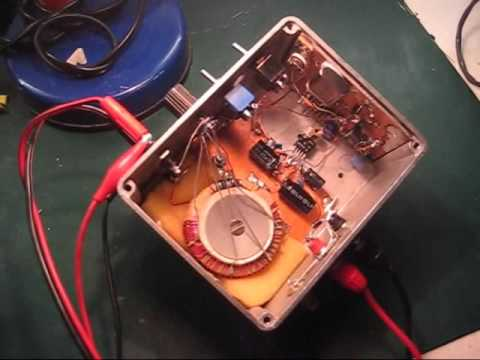 VLF Beacon Transmitter (8.760kHz)
