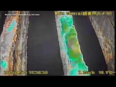 Fukushima Robot Sees Water in R1, Increase Workers Rad Exposure, Population Drop Update 4/17/15