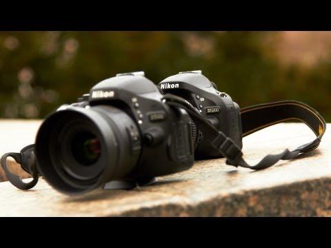 Nikon D5200 - Bedienung. Tonqualität und Neuerungen im Test [GER]