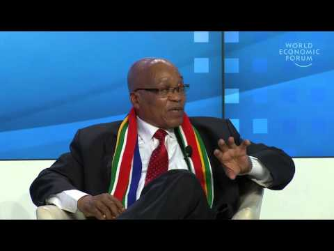Davos 2013 - De-risking Africa (CNBC Africa Debate)