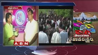 Kothagudem TRS Jalagam Venkat Rao Face to Face over Telangana Elections 2018