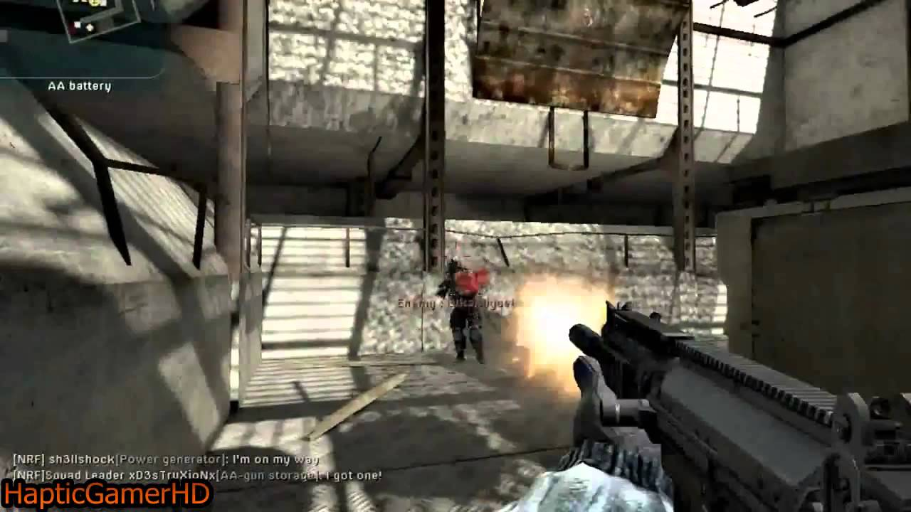 free online shooter games pc