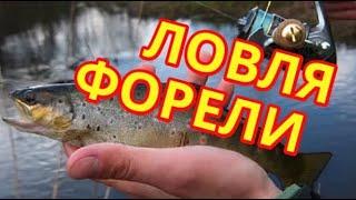 Ловля форели в карпатских реках, выпуск №73 (RUS)