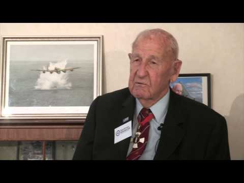 Dambusters 70: Les Munro on flying the Lancaster Aircraft