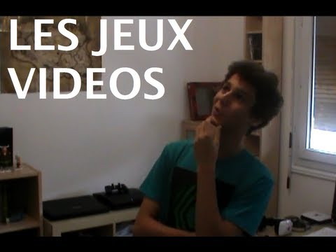 Mathias Raconte sa Vie #01 LES JEUX VIDEOS