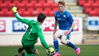 St. Johnstone Youth Academy v Man Utd  highlights 6/5/16