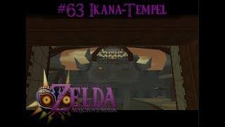 Legend of Zelda - Majoras Mask #63: Ikana-Tempel