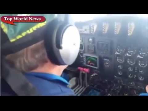 ВИДЕО ИЗ САМОЛЕТА, ПОПАВШЕГО В УРАГАН ПАТРИСИЯ/ VIDEO of the planes hitting hurricanes PATRICIA