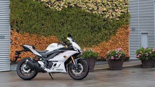 2019 Yamaha YZF-R3 MC Commute Review