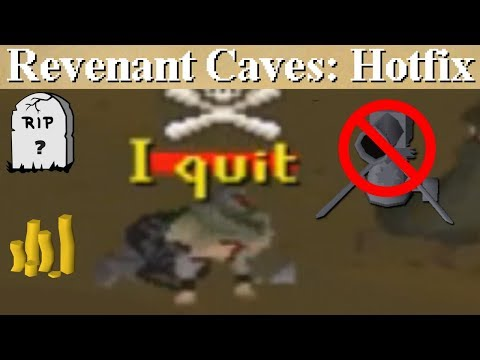 Revenant HotFix | Are Revenants RIP?