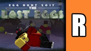 Egg Hunt 2017: The Lost Eggs [A ROBLOX Review]