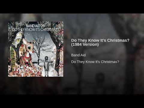 Do They Know It's Christmas? (1984 Version) MP3