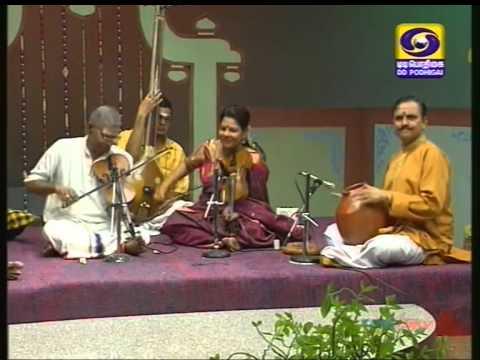 M S Gopalakrishnan M Narmadha Violin Duet Kaliyuga Varadhan