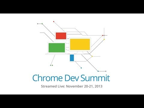 Chrome Dev Summit Live Stream (Day 1)