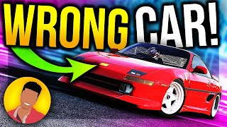 20 Cars Forza Got WRONG!