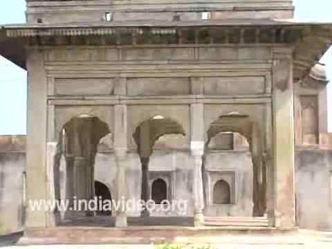 Raja Gangadhar Rao Mahal, Jhansi Fort, Uttar Pradesh
