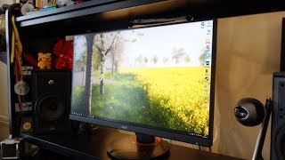 Acer XF270HUA review - 144Hz gaming monitor - Acer XF270HU vs XF270HUA  - By TotallydubbedHD