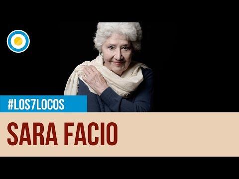 Especial Sara Facio en Los 7 locos (1 de 4)