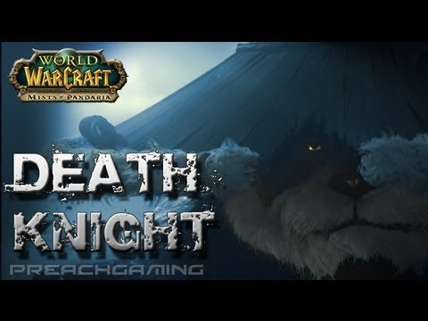 Blood Deathknight Tanking Guide Update 5.2 - Do you even deathstrike