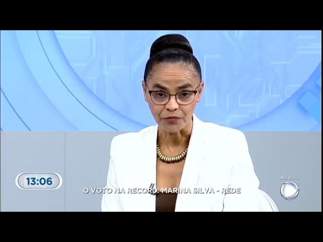 Marina Silva responde: Não sou político profissional e nunca me omiti politicamente!
