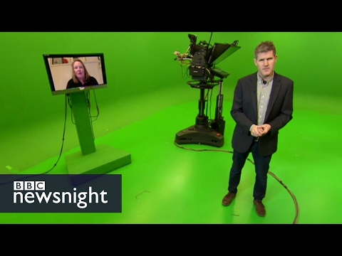 The rise of 'fake news', manipulation and 'alternative facts' - BBC Newsnight