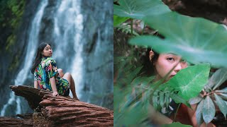17 Fun and Creative shoot Props/Portrait at Waterfall Photo Ideas. 📷💦