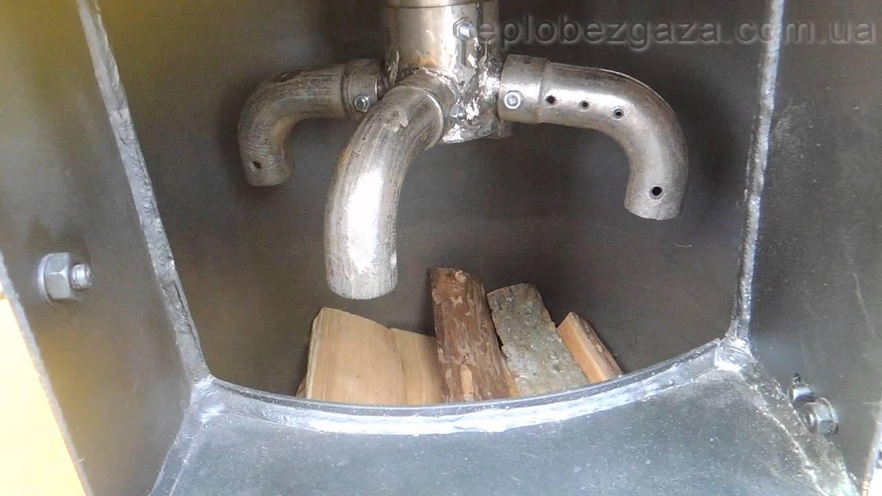 Горячая вода своими руками от газа 7