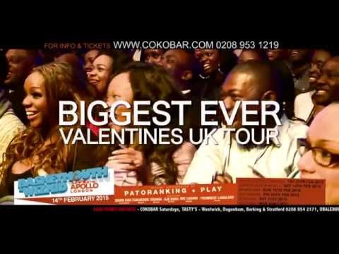 BASKETMOUTH, WIZKID & OLAMIDE ARRIVES LONDON FOR THE BASKETMOUTH VALENTINE UK TOUR 2015